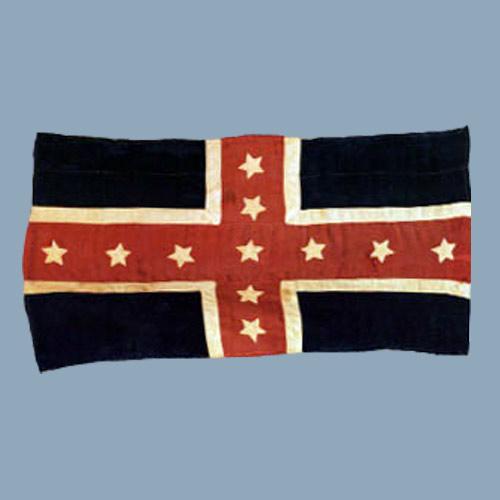 Captured Confederate Flags Wisconsins Civil War Battle Flags